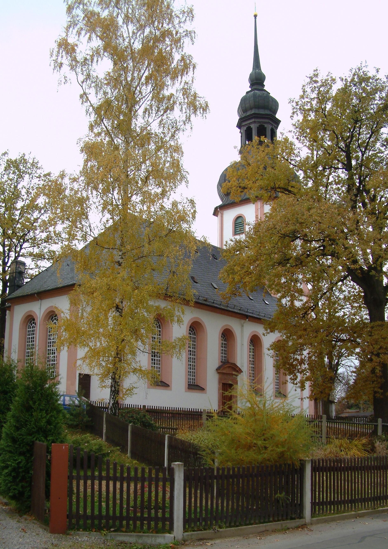 Johanniskirche von Außen